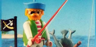 Playmobil - 3792-esp - pirate / rowboat