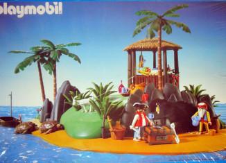 Playmobil - 3799-esp - Isla del tesoro