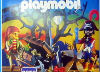 Playmobil - 3858-esp - treasure hunters