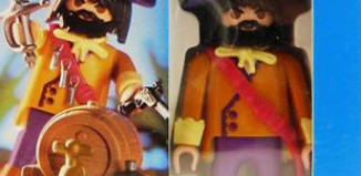 Playmobil - 3913-usa - Pirate captain