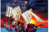 Playmobil - 3940 grosses piratenflaggschiff