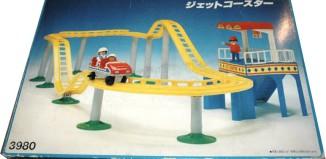 Playmobil - 3980-epo - Montagnes russes