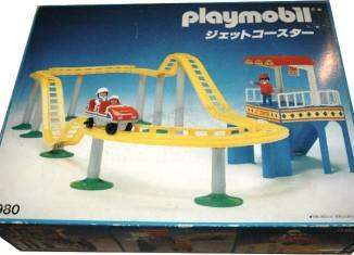 Playmobil - 3980-epo - Roller coaster