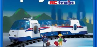Playmobil - 4016 - Tren de Pasajeros