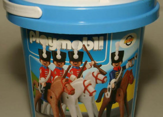 Playmobil - 4106-lyr - 4 soldiers