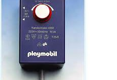 Playmobil - 4350-fam - Mando Tren