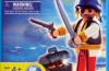 Playmobil - 4662-usa - Pirate One Eye