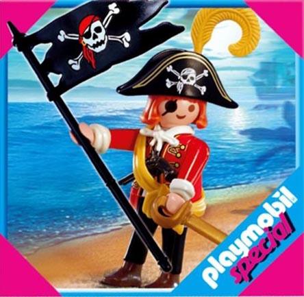 Playmobil 4690 - skull pirate - Box