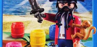 Playmobil - 4699 - pirate game