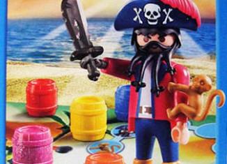 Playmobil - 4699 - Juego de Mesa Pirata