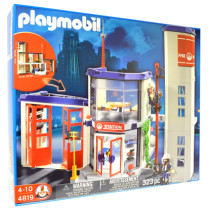 Playmobil - Estación de bomberos