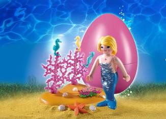 Playmobil - 4946 - Mermaid with Seahorses