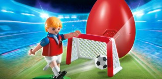 Playmobil - 4947 - Football player