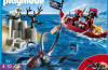 Playmobil - 5020 - giant octopus with pirates