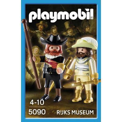 Playmobil 5090-net - Night Watch - Box