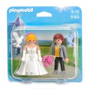 Playmobil 5163 - Bride and Groom Duo Pack - Box