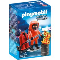 Playmobil - Bombero especialista