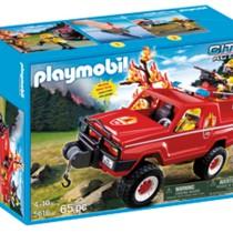 Playmobil - Todo terreno Bomberos
