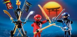 Playmobil - 5629-usa - Carrying Case Ninja