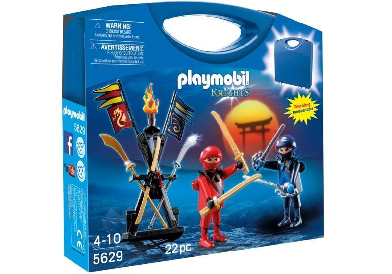 Playmobil 5629-usa - Carrying Case Ninja - Box