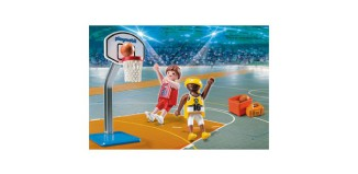 Playmobil - 5630-usa - Carrying Case Basketball