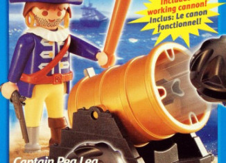 Playmobil - 5781-usa - captain peg leg