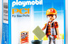 Playmobil - 6177-ger - PCI Construction Worker