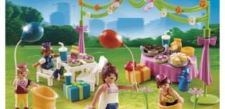 Playmobil - 5627-usa - Childrens Birthday Party