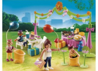 Playmobil - 5627-usa - Childrens Birthday Party