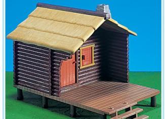 Playmobil - 7099 - Log Cabin