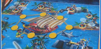 Playmobil - 80418 - piraten fang spiel