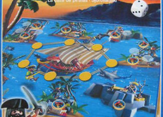 Playmobil - 80418 - Juego Captura del Pirata