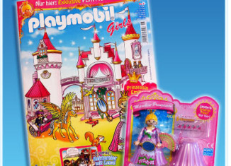 Playmobil - 80518-ger - Playmobil Girls Magazine 1/2012 (Heft 1)