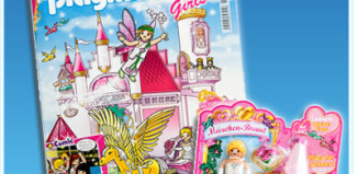 Playmobil - 80525-ger - Playmobil Girls Magazine 01/2013 (Heft 2)
