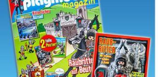 Playmobil - 80526-ger - Playmobil Magazin 1/2013