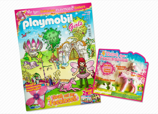 Playmobil - 80529-ger - Playmobil Girls Magazine 02/2013 (Heft 3)