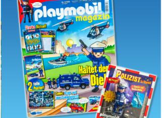 Playmobil - 80533-ger - Playmobil magazine 4/2013
