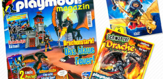 Playmobil - 80536-ger - Playmobil Magazin 6/13