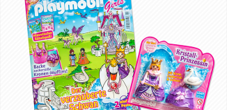 Playmobil - 80535-ger - Playmobil Girls Magazin 04/2013 (Heft 5)
