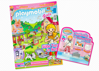 Playmobil - 80540-ger - Playmobil Girls Magazin 01/2014 (Heft 8)