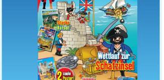 Playmobil - 80541-ger - revista nr. 27 /  figura pirata