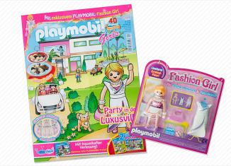 Playmobil - 80547-ger - Playmobil Girls Magazin 04/2014 (Heft 11)