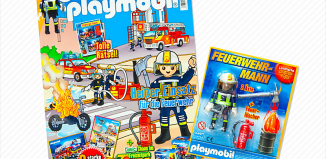 Playmobil - 80548-ger - Playmobil Magazin 5/2014