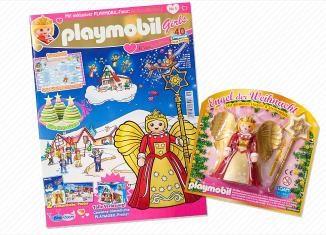 Playmobil - 80552-ger - Playmobil Girls Magazin 05/2014 (Heft 12)