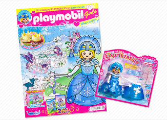 Playmobil - 80554-ger - Playmobil Girls Magazin 01/2015 (Heft 13)