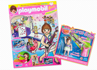 Playmobil - 80556-ger - Playmobil Girls Magazin 02/2015 (Heft 14)