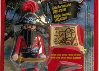 Playmobil - R001-30792493-esp - Pirate