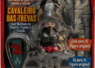 Playmobil - R002-30792583-esp - Dark knight