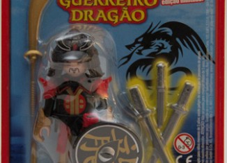 Playmobil - R004-30792603-esp - Dragon's Warrior