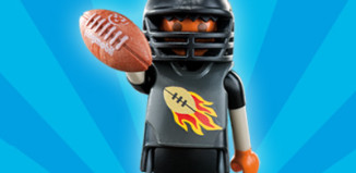 Playmobil - 5203v2 - Football player